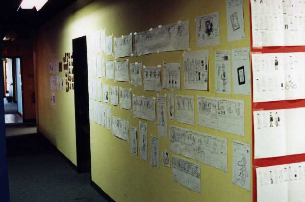Walls of Stories